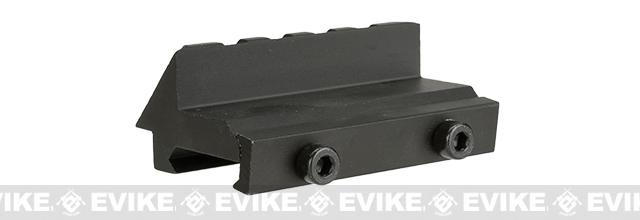 Matrix Tactical 45 Degree Offset 4-Slot Rail Mount