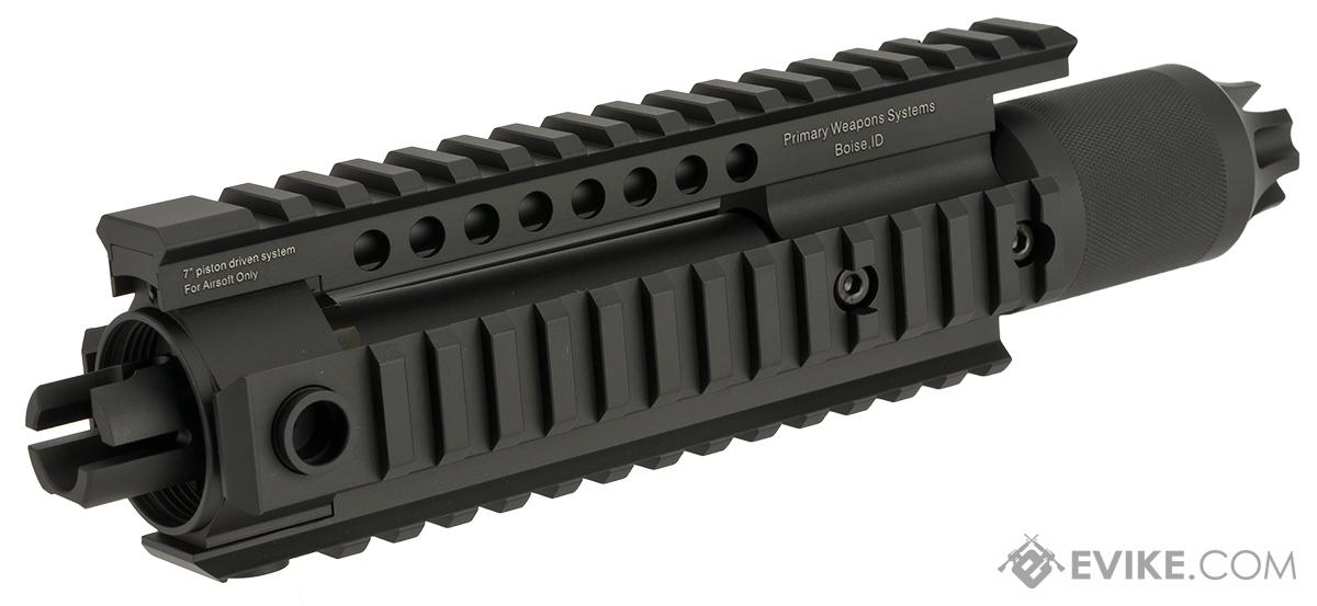 Madbull Primary Weapon Systems Diablo Handguard and Compensator Kit for M4 /M16 Series Airsoft AEG - Black