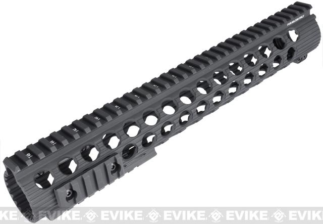 Madbull Airsoft Official Licensed Troy Industries TRX Battle Rail 13 for Airsoft M4/M16 Series AEGs (Black)