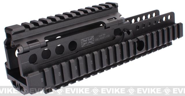 Daniel Defense Licensed L85 RIS for WE L85 Airsoft GBB Rifle - Black