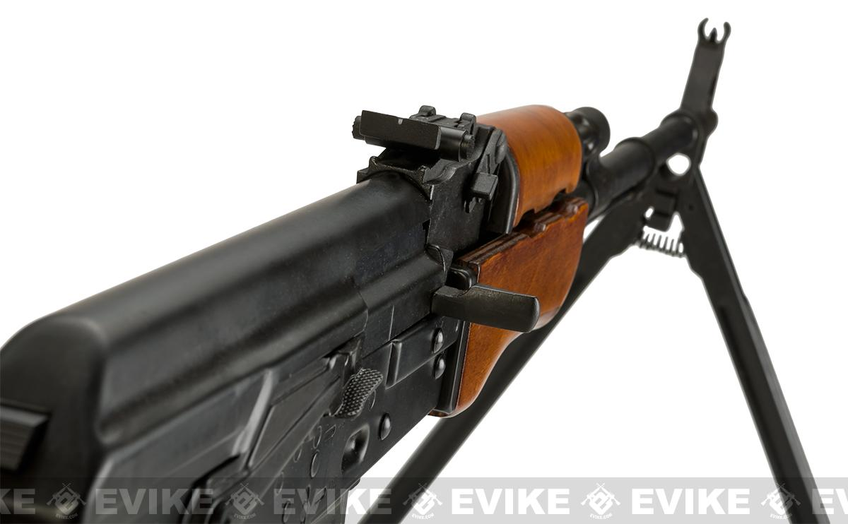 LCT Airsoft RPK NV Full Metal Airsoft AEG with Real Wood Furniture