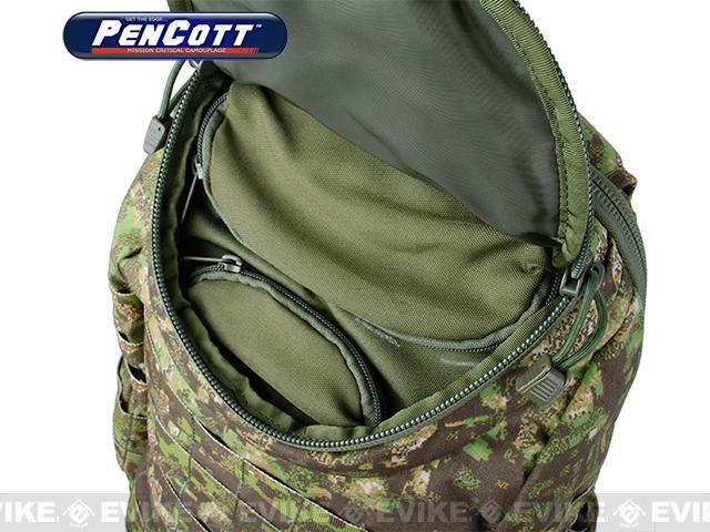 Rasputin Over5 Backpack - PenCott Greenzone