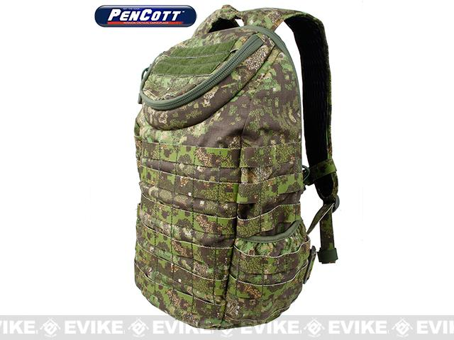 Rasputin Over5 Backpack - PenCott Greenzone