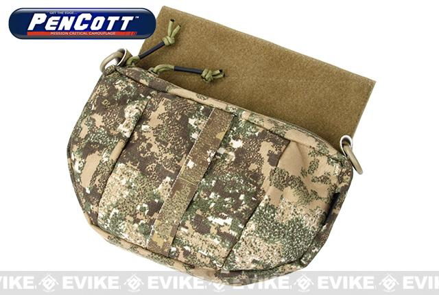 Rasputin Hook and Loop ADDON Plate Carrier Fanny Pack - Penncott BadLands