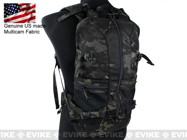 Rasputin 3R01 Low Profile Backpack - Multicam Black