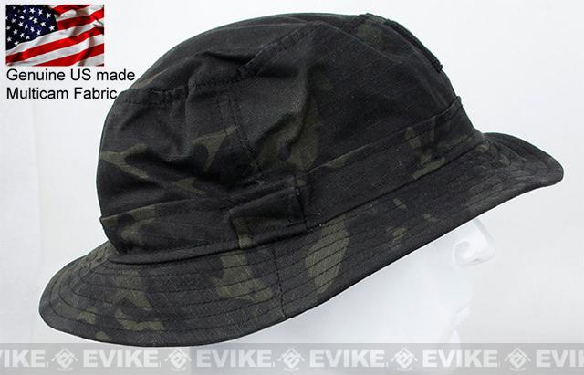 Rasputin Camouflage Bucket Hat - Multicam Black (Size: Medium)