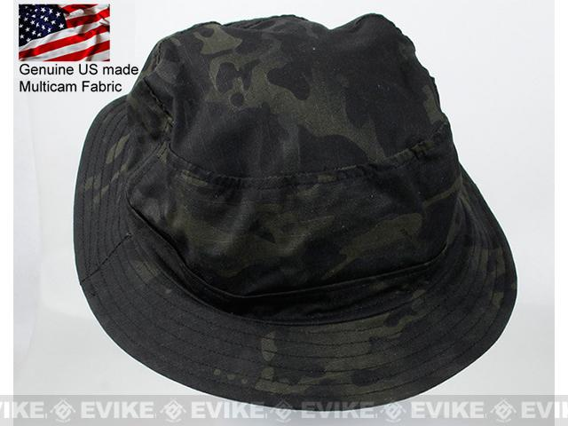 Rasputin Camouflage Bucket Hat - Multicam Black (Size: Large)