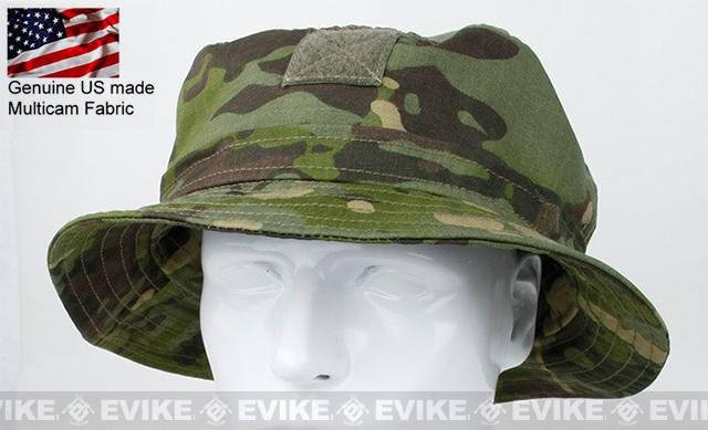 Rasputin Camouflage Bucket Hat - Multicam Tropic (Size: Large)