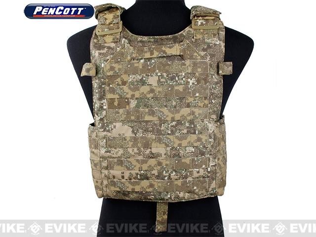 Rasputin 94K-M4 Plate Carrier - PenCott Badlands
