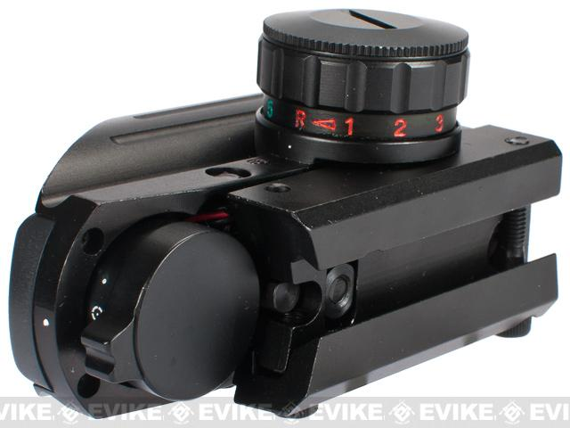 AIM Sports Reflex Dot Sight - Dovetail Mount