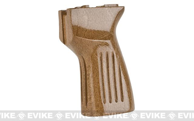 SpearArms Real Wood Grip for KWA / KSC Vz61 Airsoft GBB SMGs