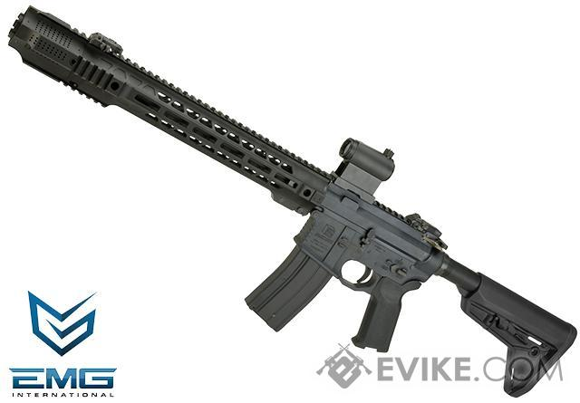 EMG / SAI GRY AR-15 Gas Blowback Training Rifle w/ JailBrake Muzzle (Configuration: CNC Carbine / ITAR Furniture)