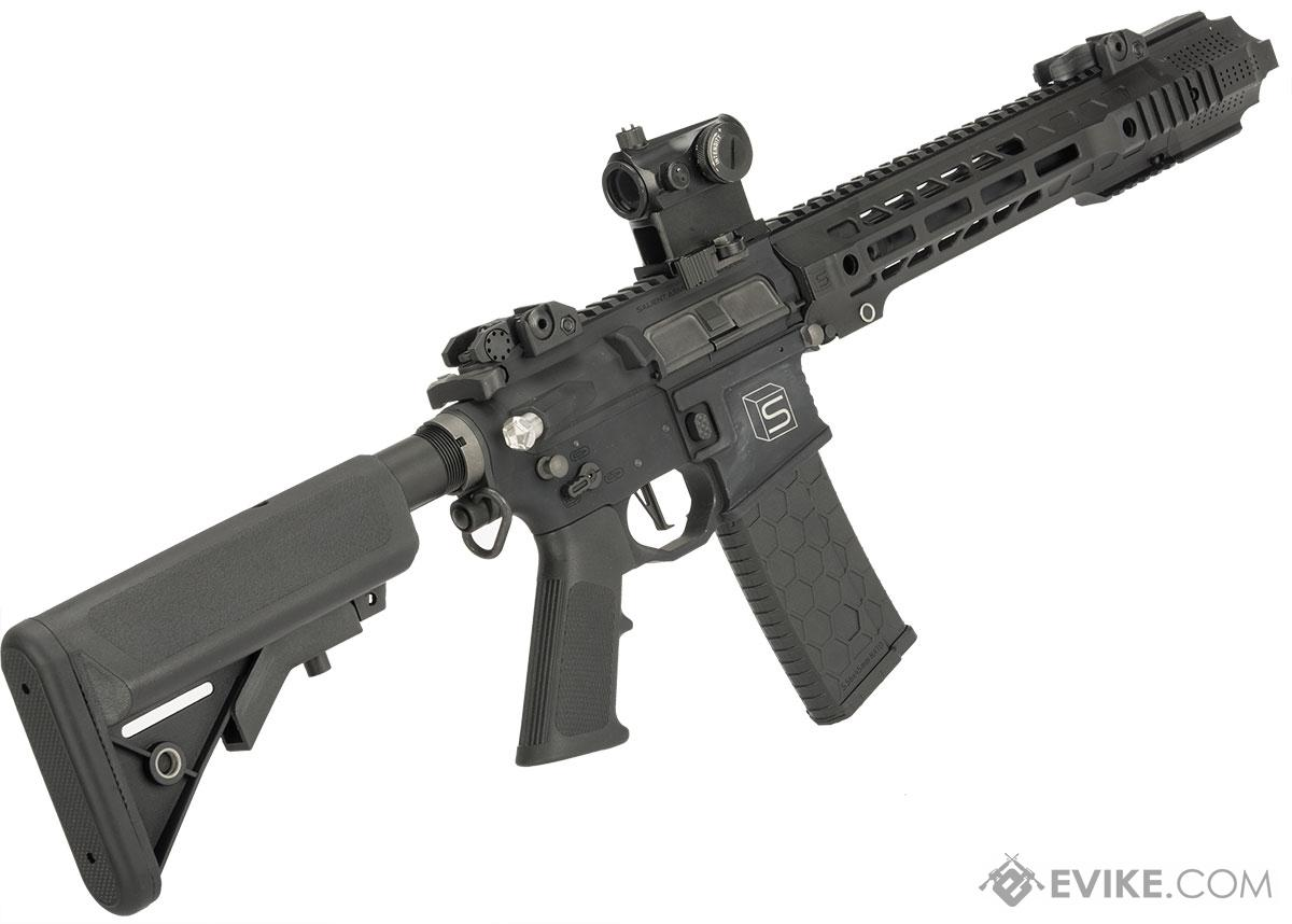 EMG / SAI / Fight Club Custom Limited Edition AR-15 GRY PTW Training Rifle (Configuration: SBR)
