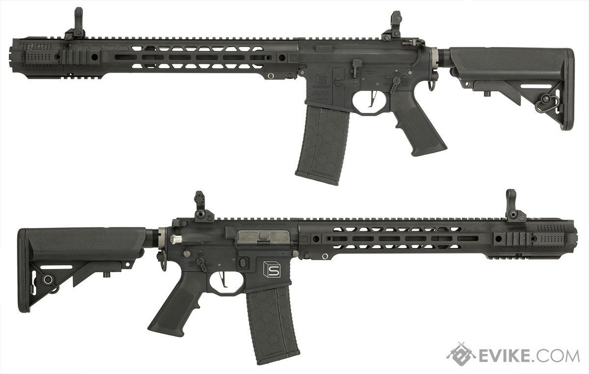 EMG / SAI / Fight Club Custom Limited Edition AR-15 GRY PTW Training Rifle (Configuration: Carbine)