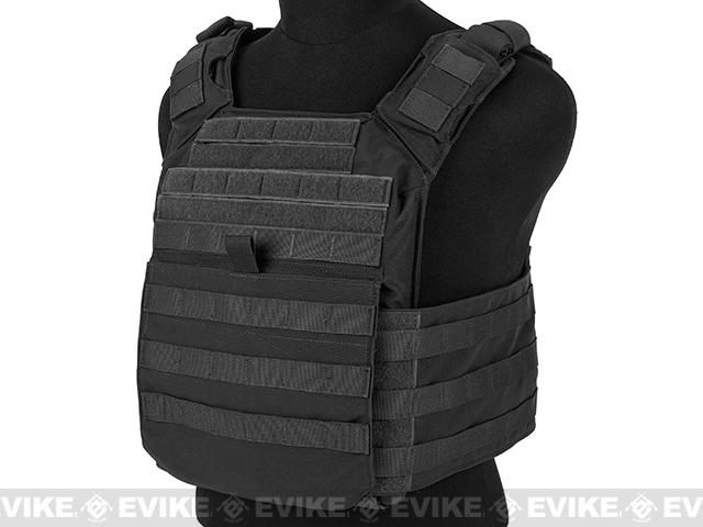 Shellback Tactical Banshee Rifle Plate Carrier - Black