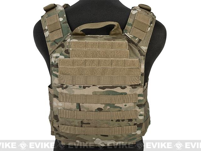 Shellback Tactical Banshee Rifle Plate Carrier - Multicam