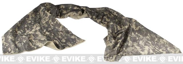 Matrix Spec. Ops High Speed Sniper Veil Head Wrap Scarf - ACU camo