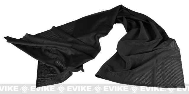 Matrix Spec. Ops High Speed Sniper Veil Head Wrap Scarf - Black