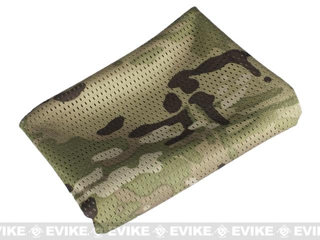 Matrix Spec. Ops High Speed Sniper Veil Head Wrap Scarf - Land Camo