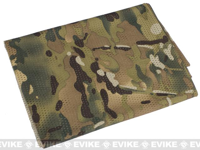 Matrix XL Spec. Ops High Speed Sniper Veil Head Wrap Scarf - Land Camo