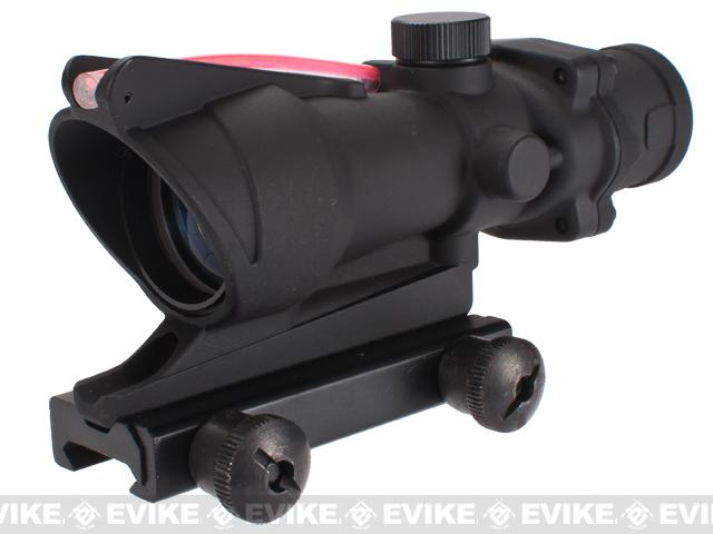 G&P Tactical 4x32 Rifle Scope for Airsoft (20mm Weaver QD Mount)