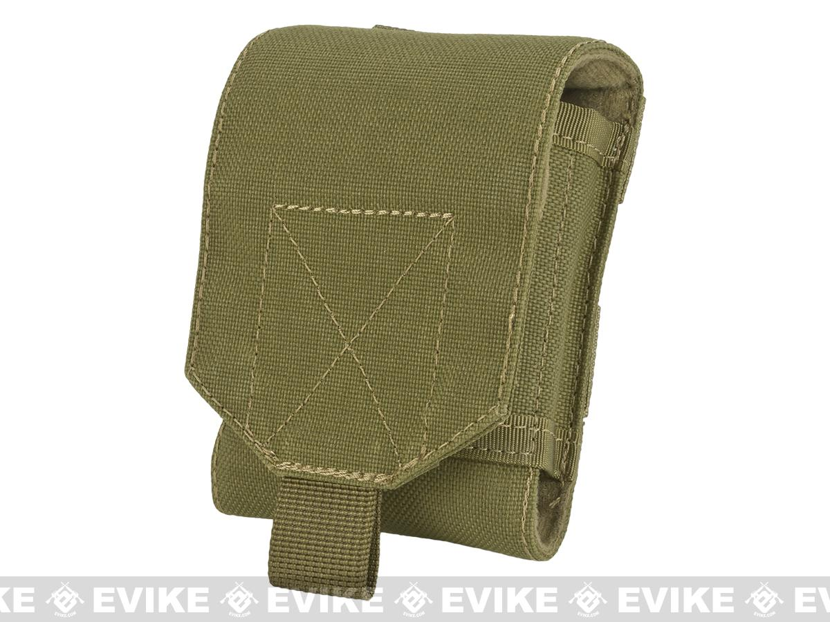 Secubor Camo Cordura Small General Purpose Pouch - Tan