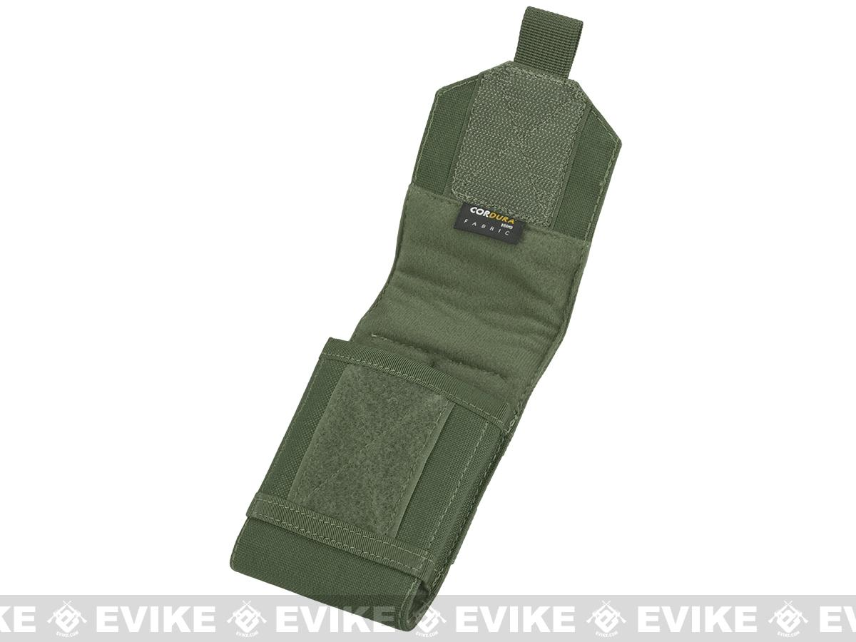 Secubor Camo Cordura Small General Purpose Pouch - OD Green