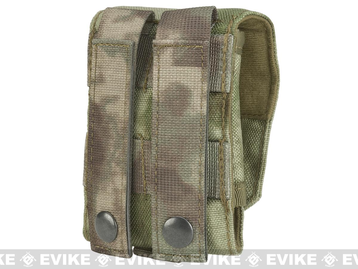 Secubor Camo Cordura Small General Purpose Pouch - Foliage Green Camo