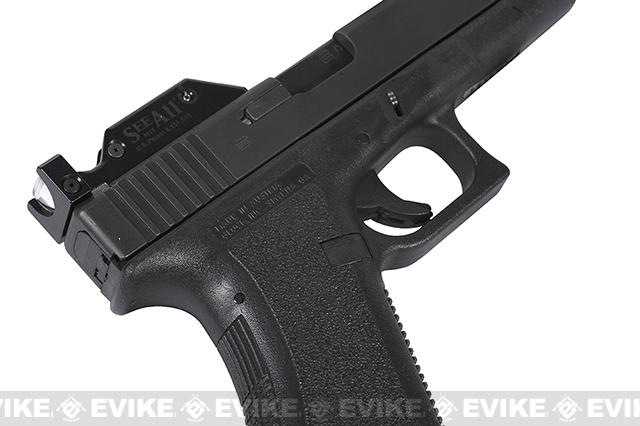 See All® Tritium Pistol Sight for Sig Sauer Pistols