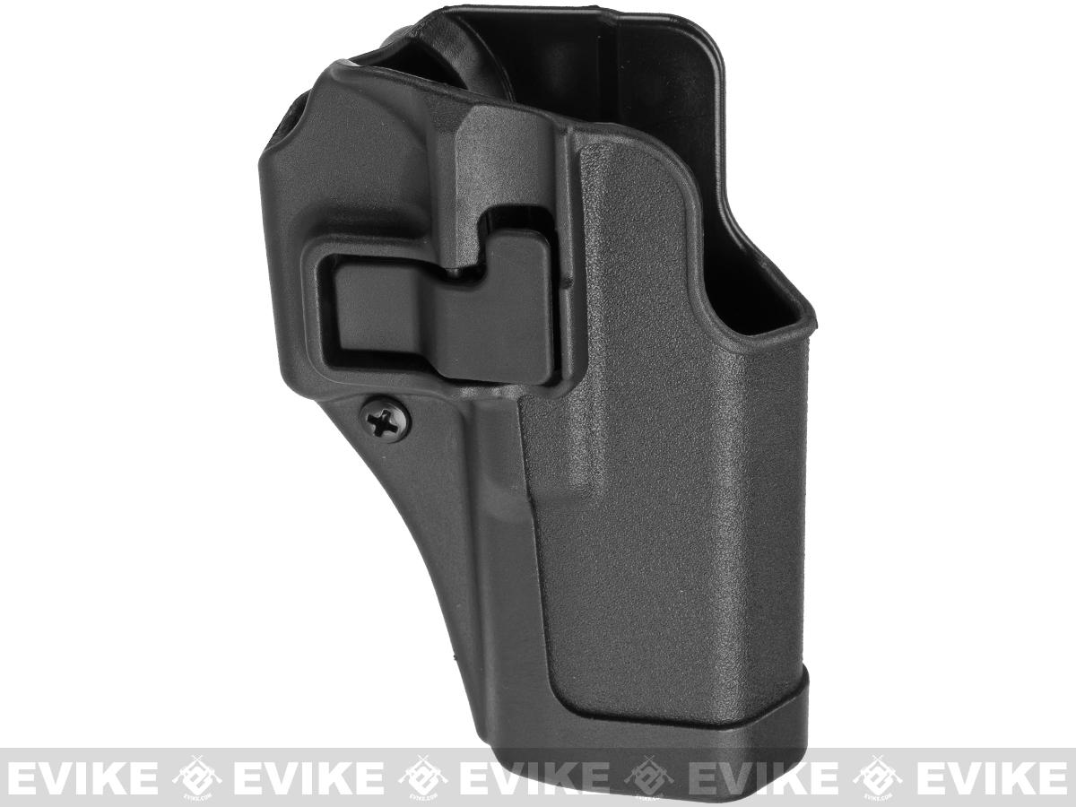 Blackhawk! Serpa CQC Concealment Holster for Glock 17/22/31  - Black (Hand: Right)