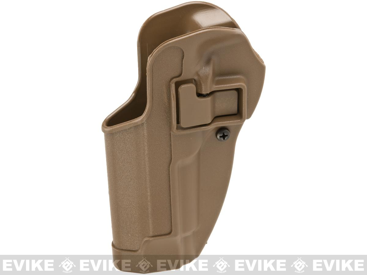 Blackhawk! Serpa CQC Concealment Holster for Beretta 92/96/M9 - Dark Earth (Hand: Left)