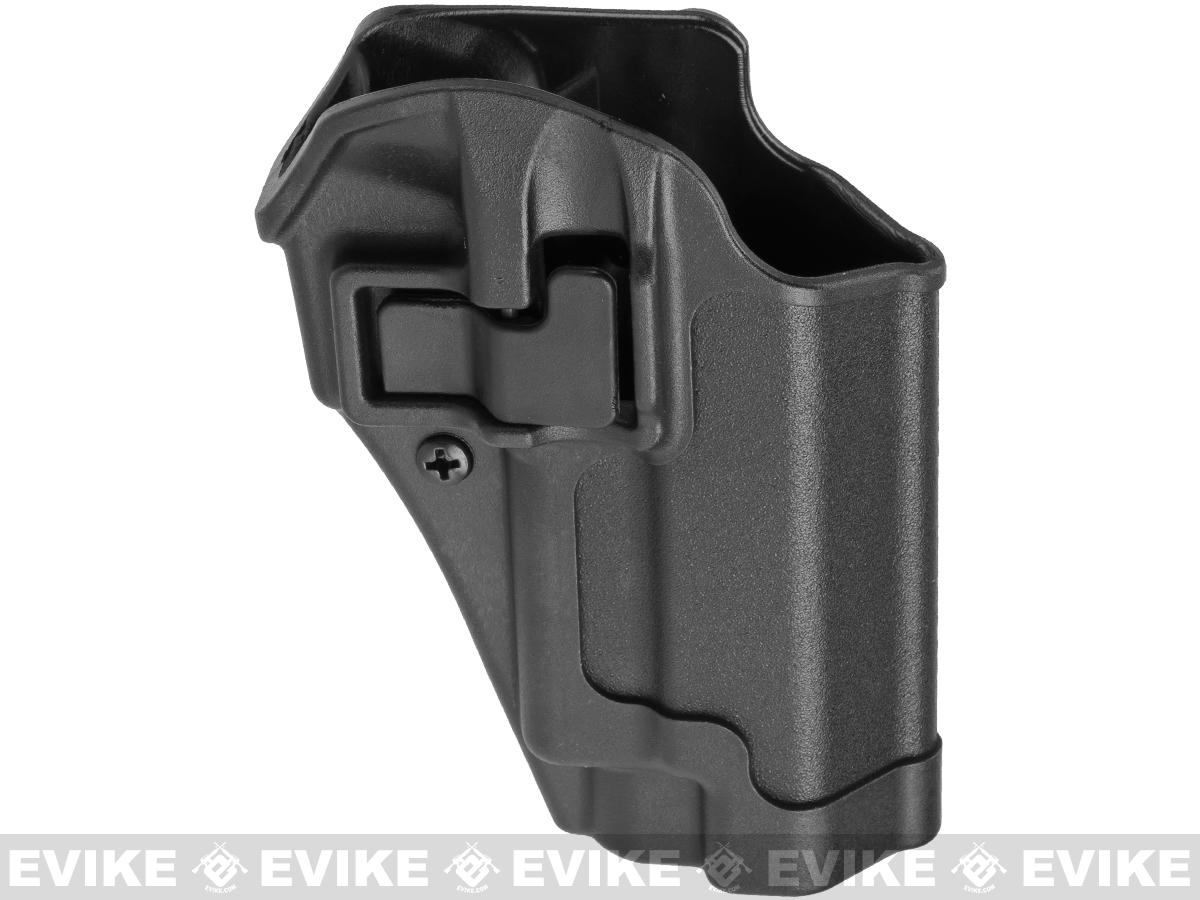 Blackhawk! Serpa CQC Concealment Holster for SIG P226/P220/P225- Black (Hand: Right)