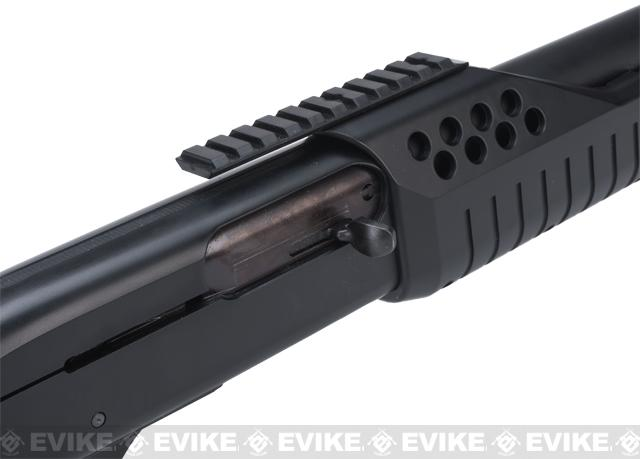 Maruzen M1100 Revision Semi-Auto Shell Ejecting Airsoft Gas Shotgun