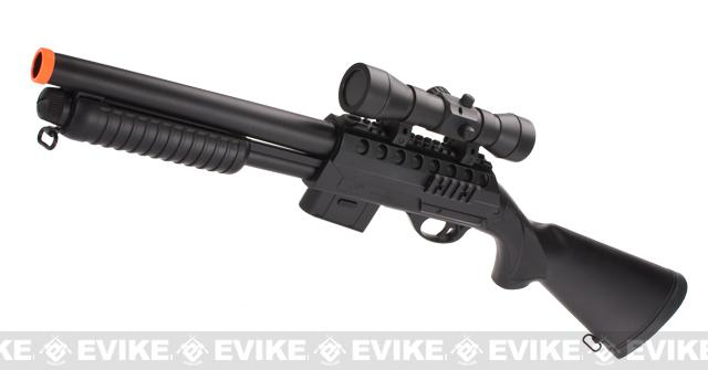 Full size Heavy weight Maruzen Clone Everblast CQB Shotgun (Full Stock)