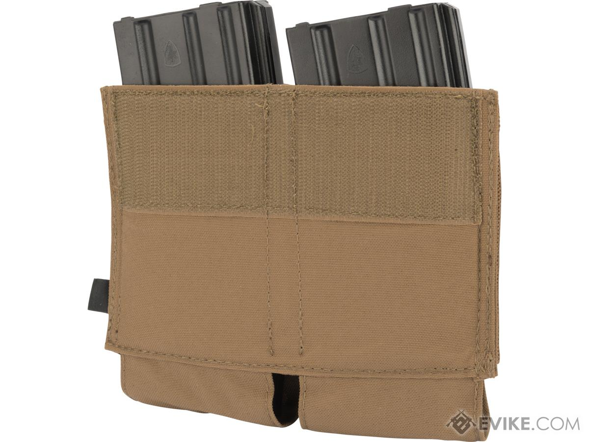 Shellback Tactical Banshee Two Mag Kangaroo Pouch - Coyote Tan