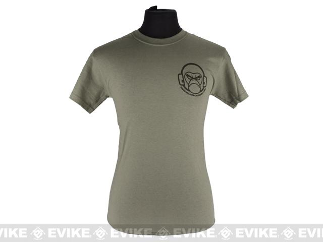 Mil-Spec Monkey MLS Shirt - Dusty Brown / Large