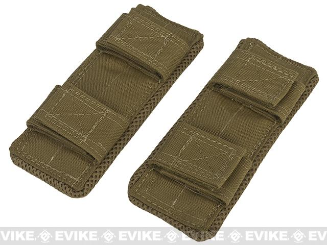 Mission Spec Shoulder Savers MKII Straps - Coyote