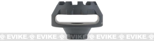 Strike Industries Cookie Cutter Compensator for Real AR15 Rifles