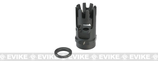Strike Industries Checkmate Compensator for Real AR15 Rifles