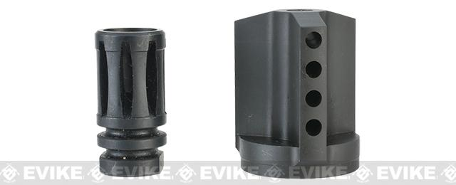 Strike Industries Fat Comp 01 Compensator for Real AR15 Rifles