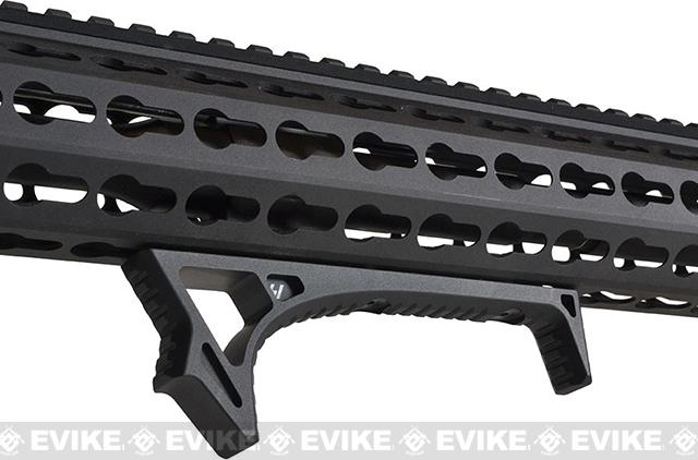 Pre-Order ETA December 2016 Strike Industries Link Curved KeyMod/M-Lok ForeGrip - Black