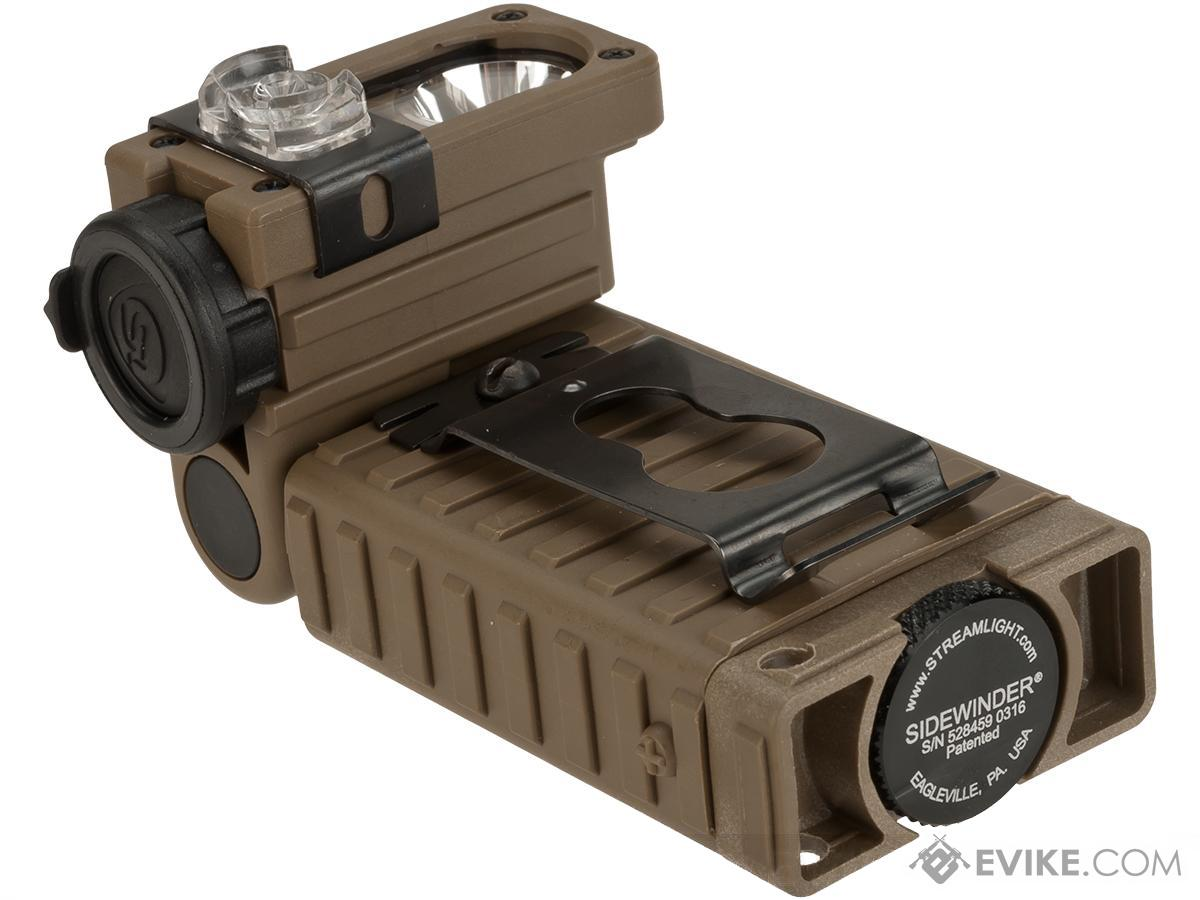 Streamlight Sidewinder Rescue Light System  with E Mount - Coyote
