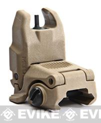 Magpul Gen2 Tactical Flip-Up MBUS Back-Up Front Sight - Dark Earth