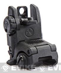 Magpul Gen2 Tactical Flip-Up MBUS Back-Up Rear Sight - Black