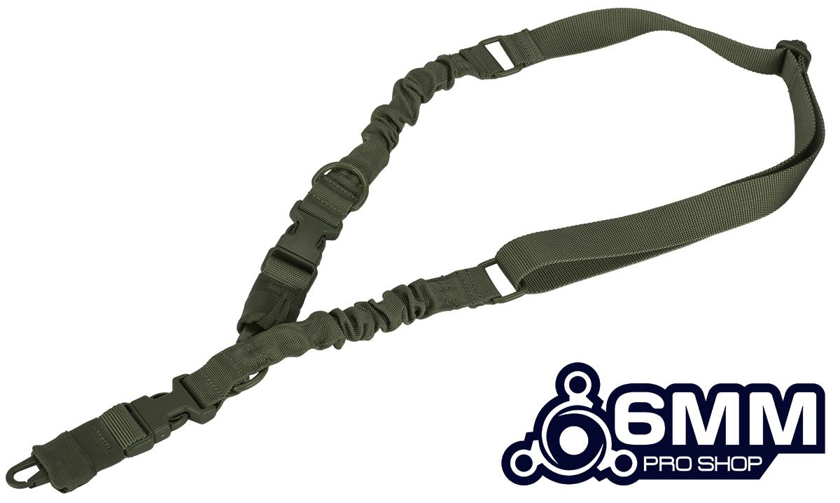 Phantom Gear Convertible 2-1 Point Tactical Sling - OD Green