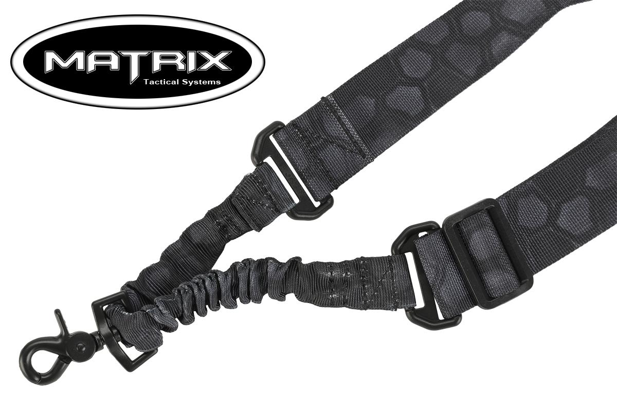 Matrix Single Point Dual Bungee Sling - Urban Serpent