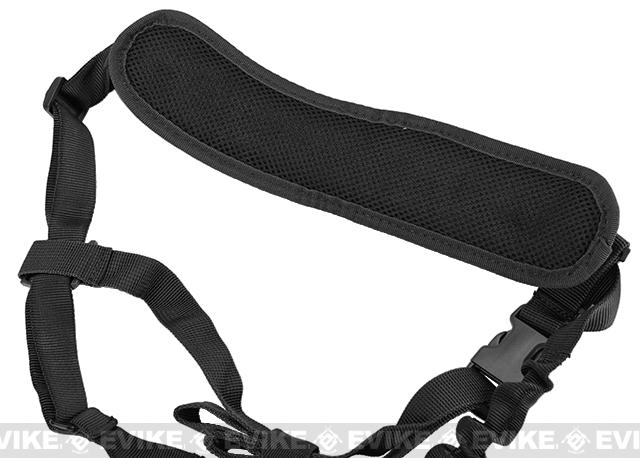 Phantom Gear 1-Point High Speed Load Bearing Bungee Sling - Black