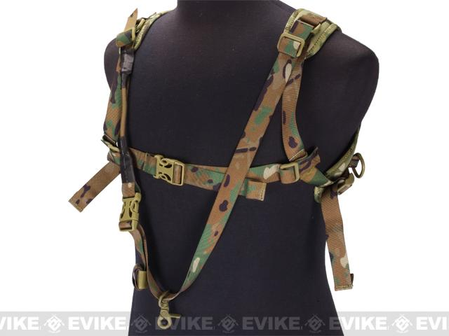 Matrix Weekend Warrior High Speed Shoulder Sling System - Land Camo