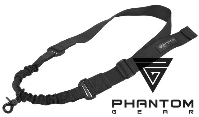 Phantom Gear Level-1 Operator One-Point Bungee Sling - Black