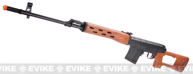 Bone Yard - Matrix A&K SVD / SVD-II Dragunov Type 79/85 Sniper Rifle (Store Display, Non-Working Or Refurbished Models)